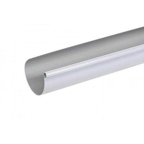 Желоб Fitt 125 мм., 3000 мм.  белый