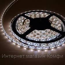 🔥✅ Светодиодная LED лента 5050 Белая 60RW 5 м