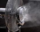 Вентилятор ENSA LC002 с функцией увлажнения, фото 2