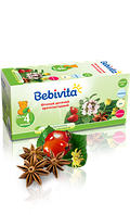 Фиточай противопростудный бебивита bebivita, 30 г (20 пак. х 1,5 г) с 4 мес.