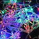 🔥✅ Новогодняя многоцветная гирлянда LED 200 M ( 200 светодиодов ) светодиодная, фото 3