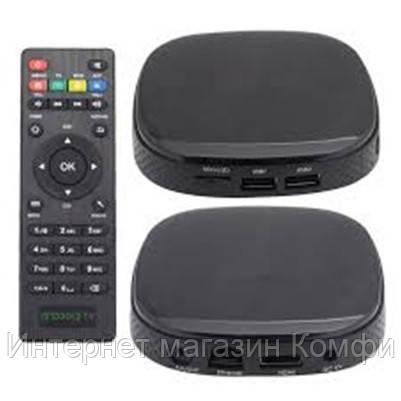 🔥✅ Smart TV BOX приставка AT 758 Android 4.2.2 Quad-Core 4GB ROM