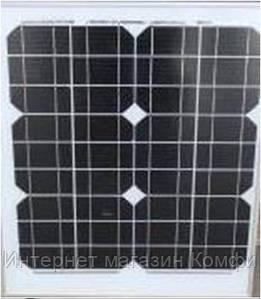 🔥✅ Солнечная панель Solar board 20W 18V 45*36 см