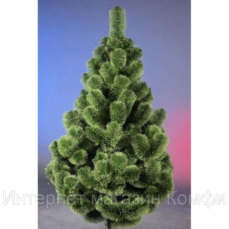🔥✅ Натуральная искусственная новогодняя Сосна 150см Микс 1.5м Сосна Мікс
