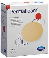 PermaFoam Ø 6 см Губчатая повязка