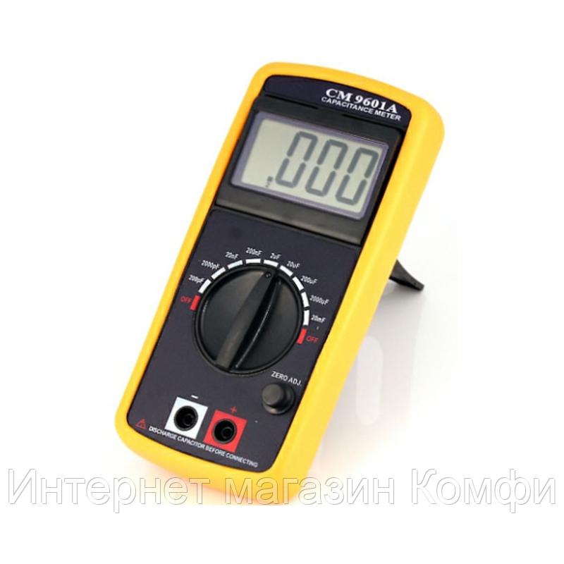 🔥✅ Мультиметр Digital CM 9601A тестер мультиметр измеритель емкости цифровой