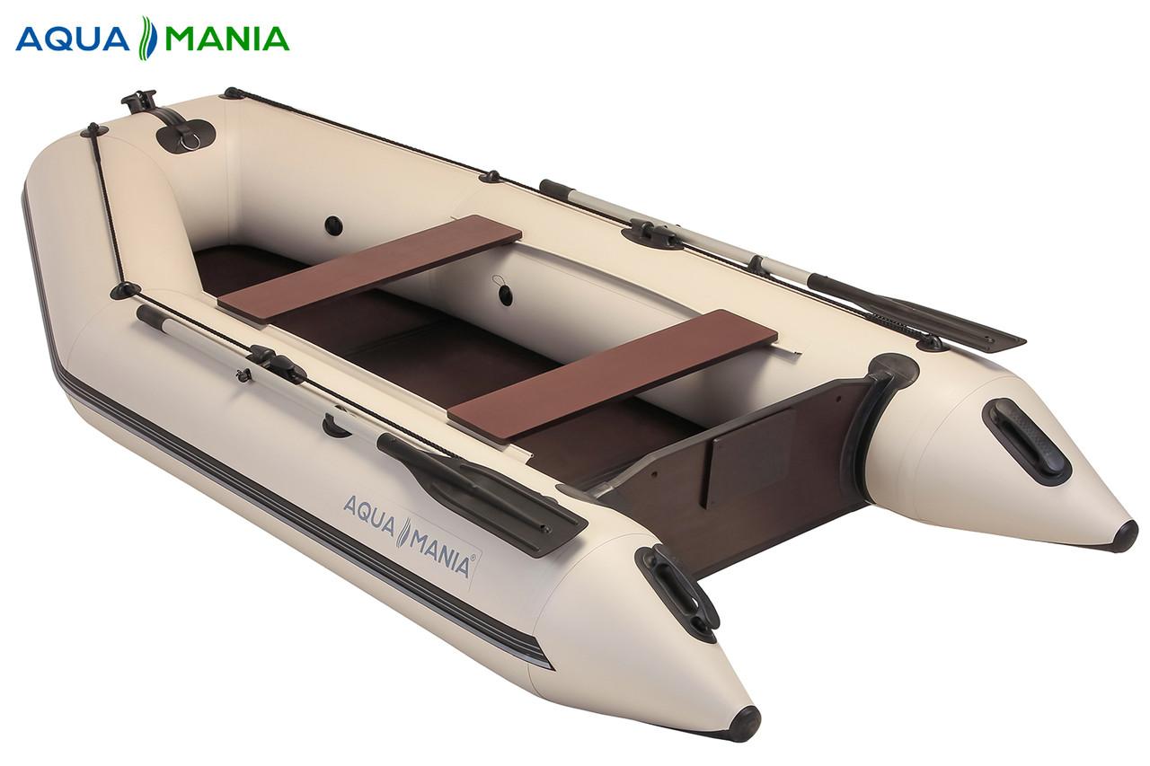 Надувная лодка ПВХ АКВА МАНИЯ АМ-310 - фото 5