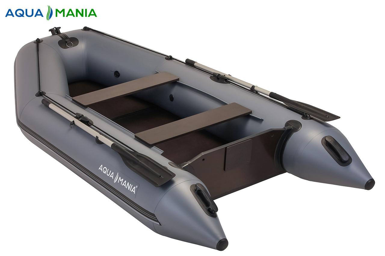 Надувная лодка ПВХ АКВА МАНИЯ АМ-310 - фото 7