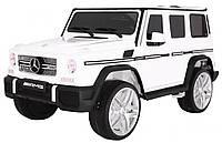 Детский электромобиль MERCEDES G 65 Автопокраска белый