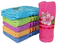 Махровое полотенце для лица №Л3506
