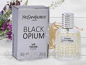 Тестер женский VIP Yves Saint Laurent Black Opium 60ml