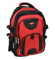 Рюкзак Городской нейлон Power In Eavas 9714 red купить рюкзак