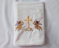 Крыжма для крещения ( Ангелочки Индия)