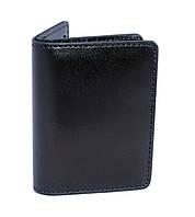 Обкладинка для ID карток, посвідчення водія, тех паспорта чорна