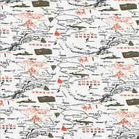 Трикотажная ткань кулир стрейч ПЕНЬЕ 165гр  дизайны