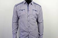 Рубашка мужская с длинным рукавом Wesbit