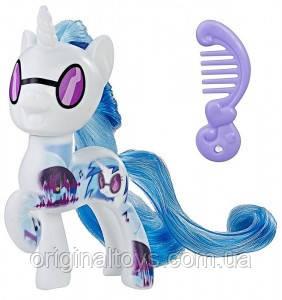 Фигурка My Little Pony в кино пони Винил Скрэтч DJ Pon-3 Hasbro C2876