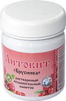 """Литовит-напиток растворимый """"Брусника"""", порошок, Новь, 100 г"""