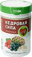 Продукт белково-витаминный «Кедровая сила - Сердечная», Дэльфа, 237 г