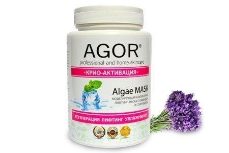 Альгинатная маска «Крио - активация», Agor, 100 г