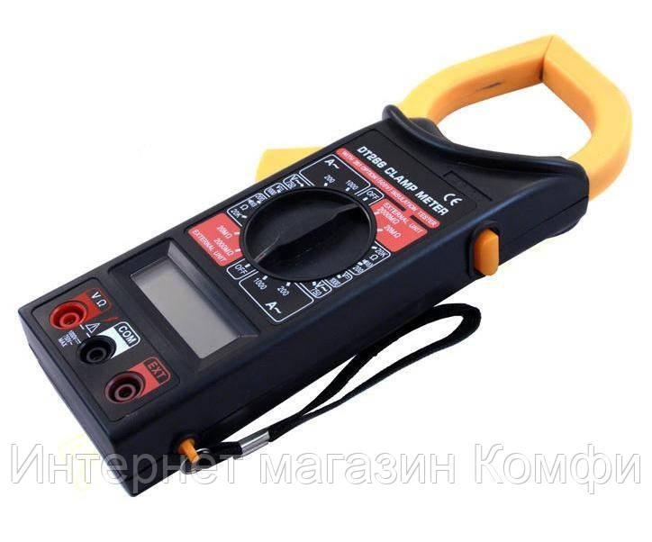 🔥✅ Профессиональные токовые клещи Digital 266С мультиметр тестер 266 C, 266C