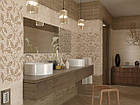 Плитка для стен Travertine Mosaic коричневый декор 250x400x8 мм, фото 6