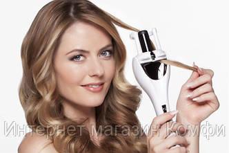 🔥✅ Стайлер для укладки волос InStyler Tulip инновационная автоматическая плойка для завивки волос In Styler