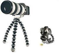 Гибкая тринога для фотоаппаратов, камер и GoPro L