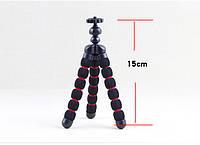 Универсальная гибкая тринога для фотоаппаратов, камер и GoPro S