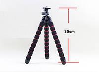 Универсальная гибкая тринога для фотоаппаратов, камер и GoPro L
