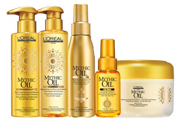 Mythic Oil-питательный уход для всех типов волос
