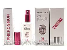 Bvlgari Omnia Crystalline женский парфюм тестер 60 ml с феромонами в цветной упаковке (реплика)