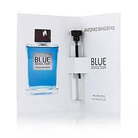Antonio Banderas Seduction Blue мужской парфюм пробник 5 ml (реплика)