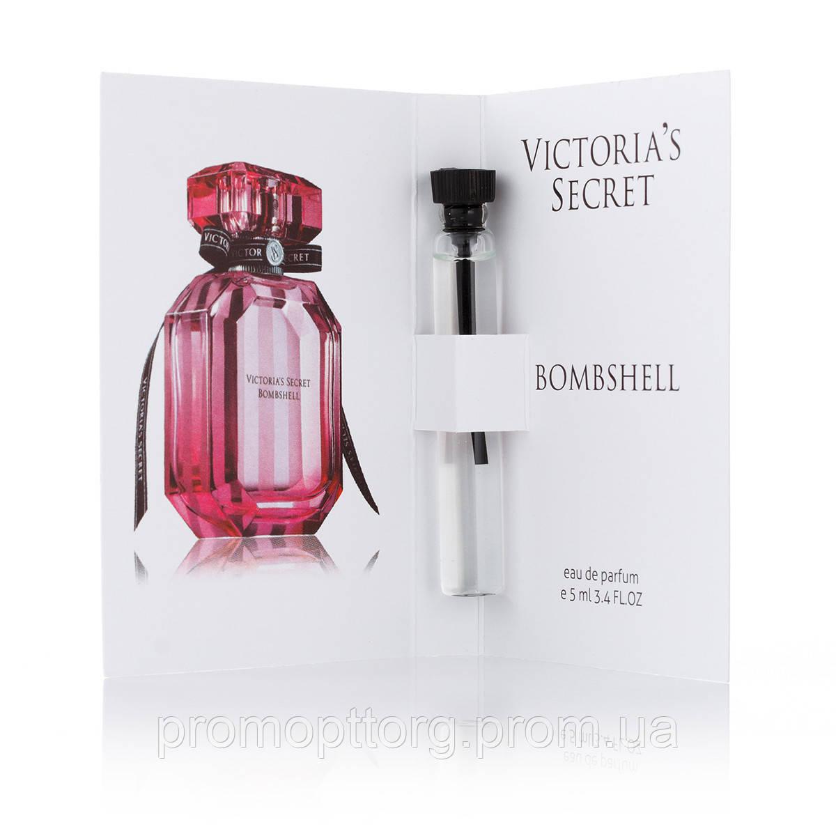 Женская туалетная вода Bombshell Victoria`s Secret пробник 5 мл (реплика)