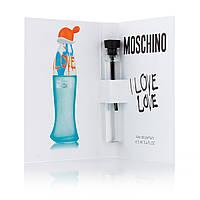 Женский парфюм Moschino I Love Love пробник 5 ml (реплика)