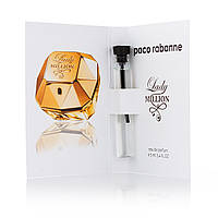 Paco Rabanne Lady Million женская парфюмерия пробник 5 ml (реплика)