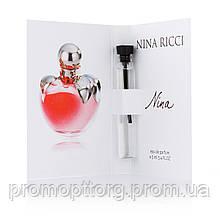 Nina Ricci Nina женский парфюм пробник 5 ml (реплика)