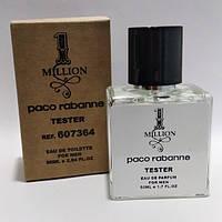 1 Million Paco Rabanne мужской парфюм тестер 50 ml (реплика)