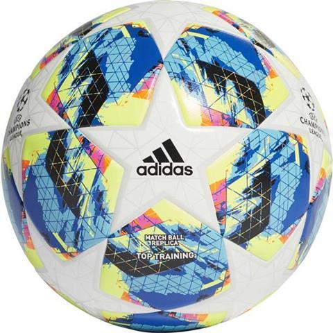 Мяч футбольний Adidas Finale Top Training DY2551