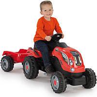 Трактор педальный с прицепом Smoby Farmer XL (710108)
