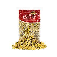 Смесь для спода Carp Expert LACTIC ACID Holidey Mix 800g (Кукуруза, пшеница, конопля )