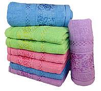 Махровое полотенце для лица №Л3515