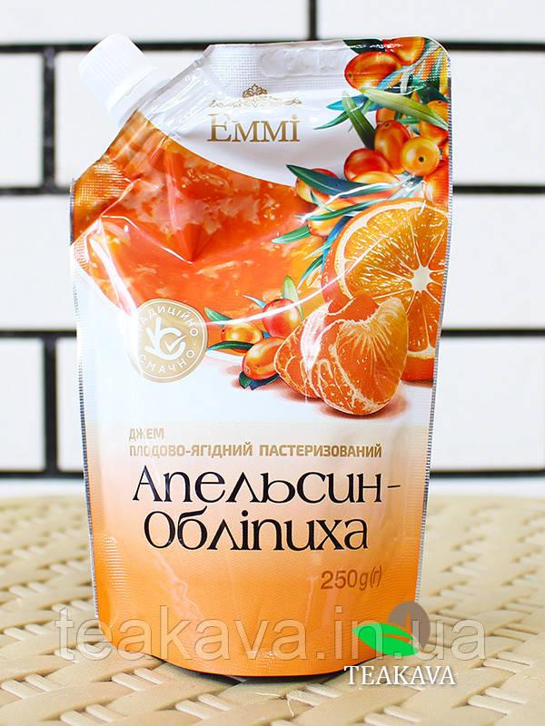 Джем плодово-ягодный Апельсин-облепиха Emmi, 250 г
