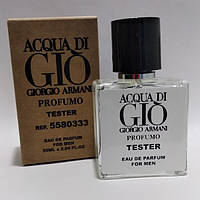 Мужская парфюмированная вода Acqua di Gio Profumo Giorgio Armani в тестере 50 мл (реплика)
