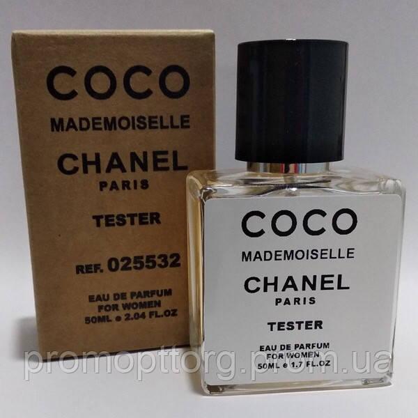 Женский парфюм Coco Chanel Mademoiselle тестер 50 ml (реплика)
