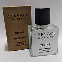 Мужская парфюмерия Versace Pour Homme тестер 50 ml (реплика)