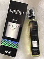 Chanel Allure Homme Sport парфюм тестер 55 ml (реплика)