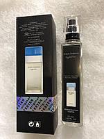 Парфюм женский Light Blue Dolce Gabbana тестер 55 ml (реплика)