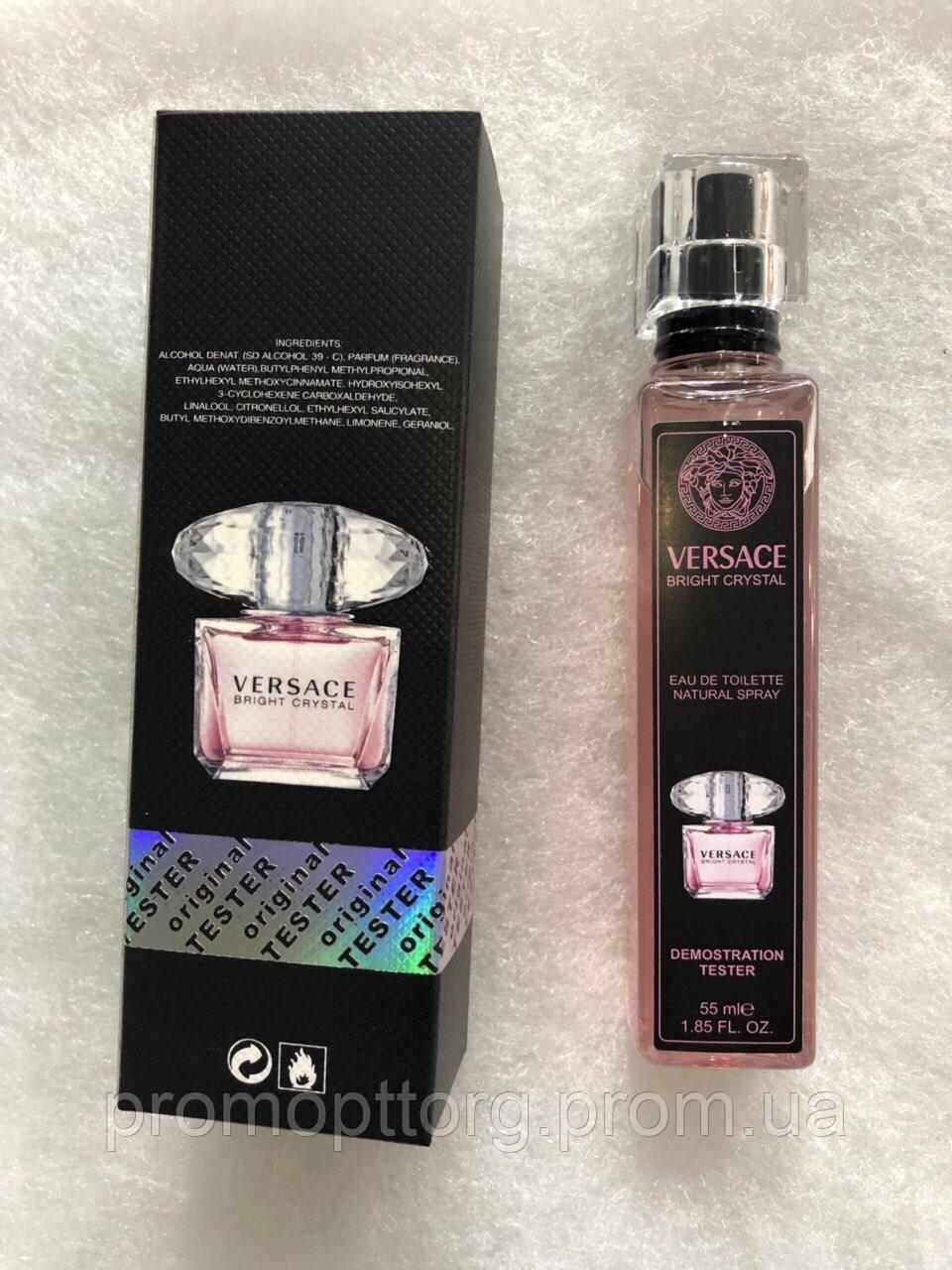 Женский парфюм Versace Bright Crystal тестер 55 ml (реплика)