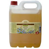 Мыло жидкое Зеленая Аптека 5 л Ромашка и лен